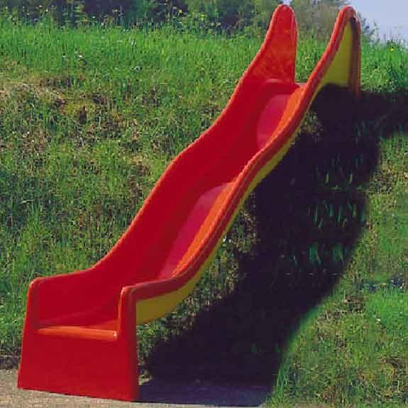 Anbaurutschbahn, Hangrutsche 1 Welle 370 cm
