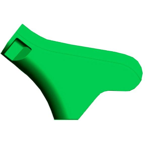 AGI Rutsche, breit, Element Auslauf, 100 cm