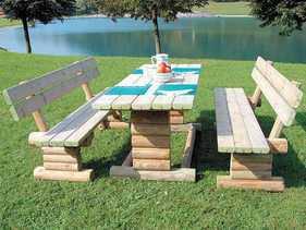 Tisch Sommerland