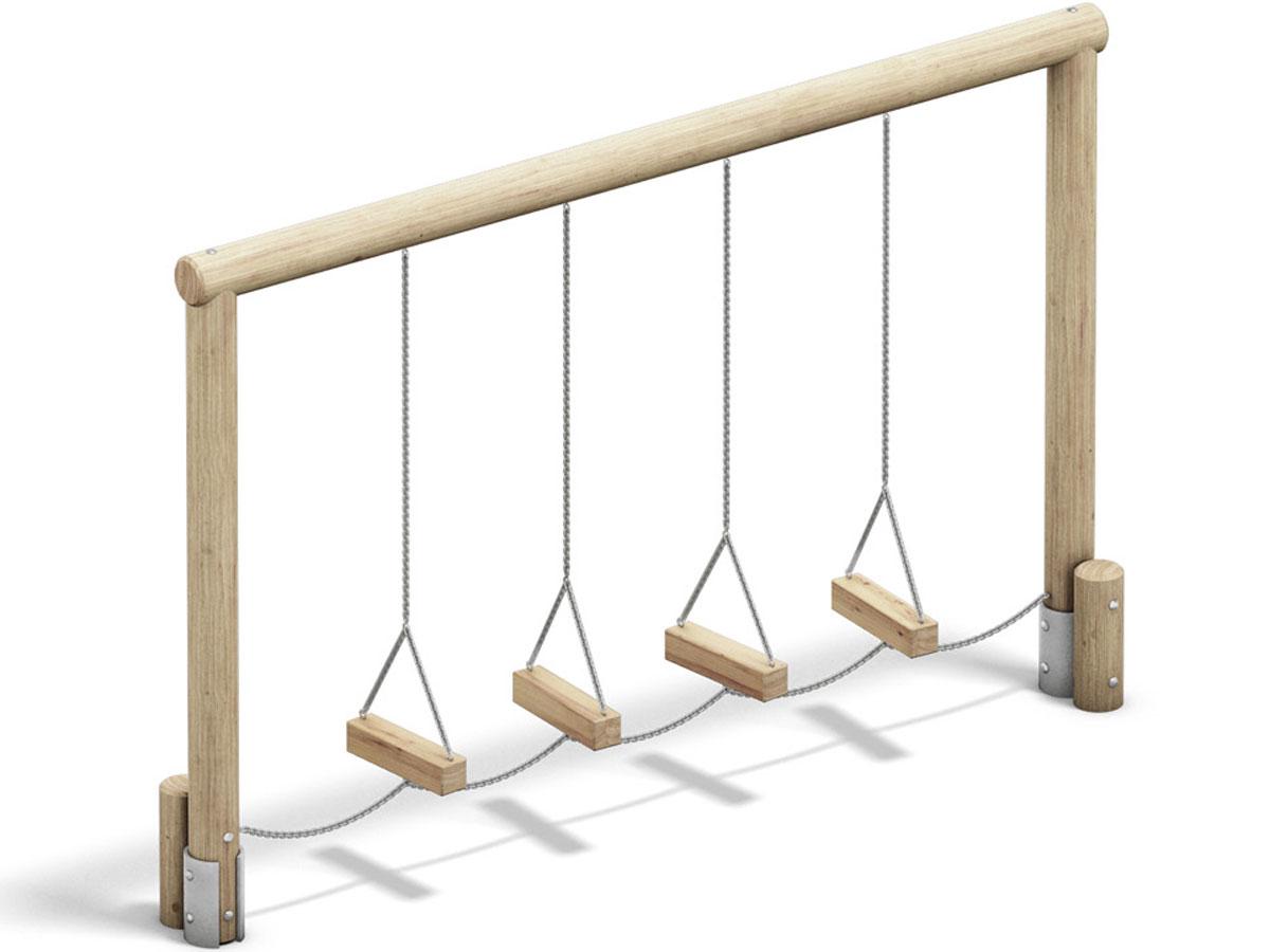 Balanciergeräte Fallhöhe unter 60 cm